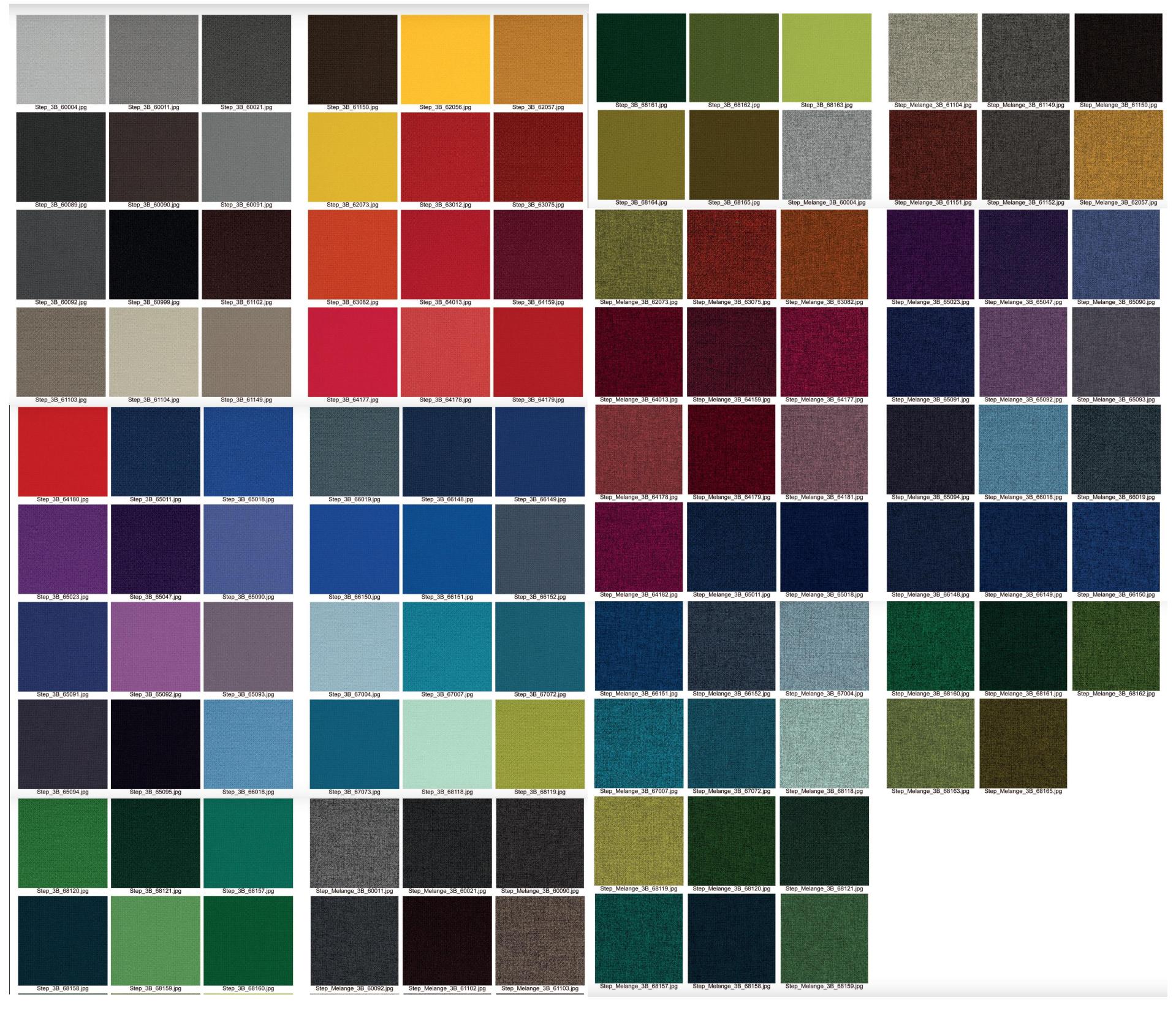 Tapizados de muchos colores Silla de Diseño Collar 296.41.M de SANCAL