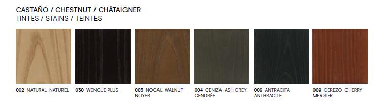 Acabados madera Taburete de Diseño Tab de SANCAL