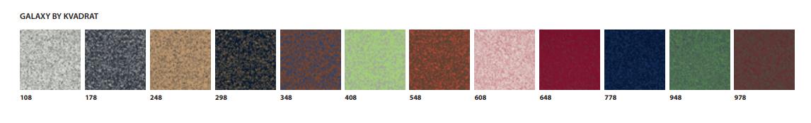 Variedad de colores Silla de Diseño Magnum 311.41.7 de SANCAL