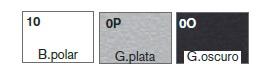 Acabados metálicos Archivador de Oficina Metálico de Forma 5