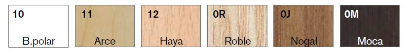 acabados de madera de mesa zama next