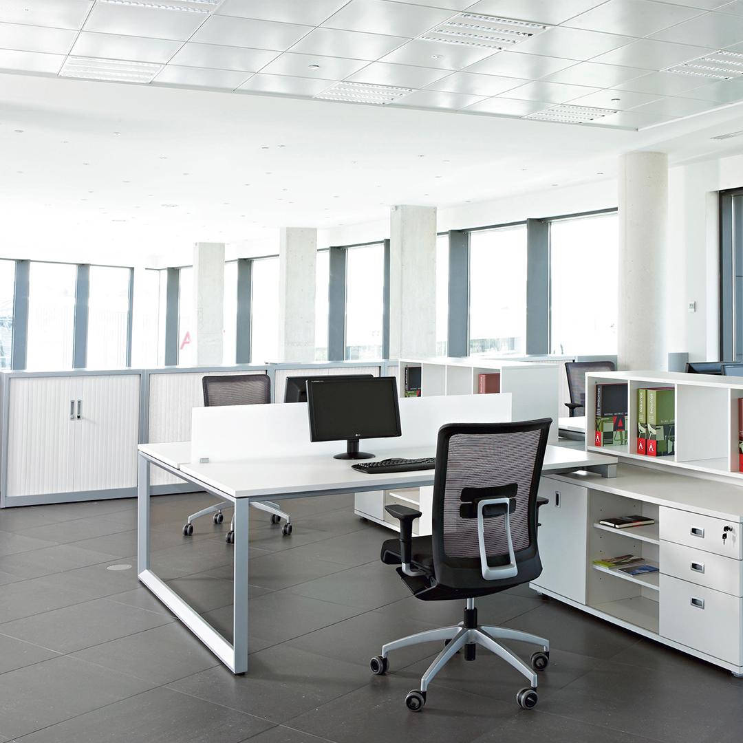 financiacion de mobiliario oficina y empresas con cuota fija